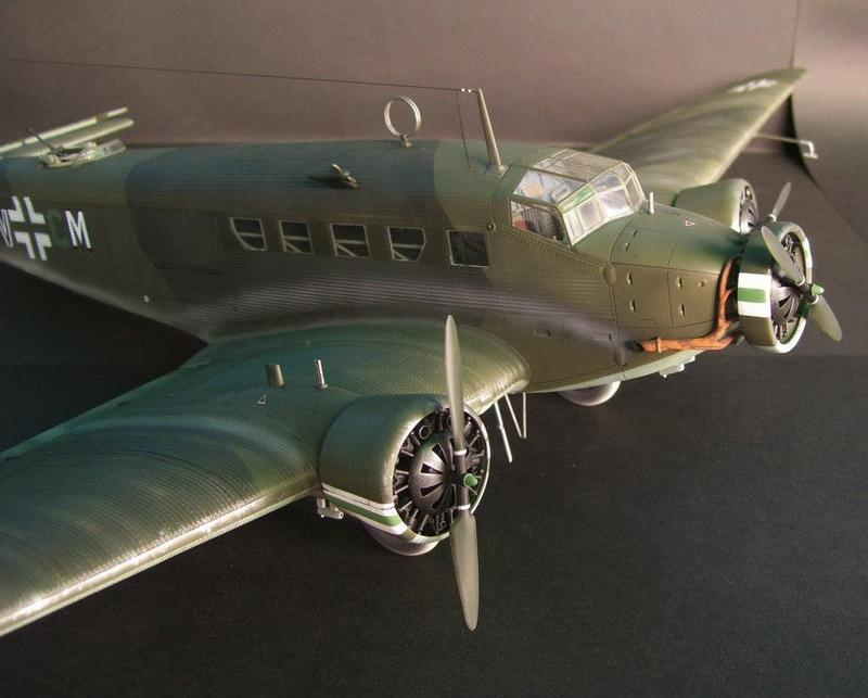 Junkers Ju 52/3m g 4e Revell 1/48 Ju52%2025