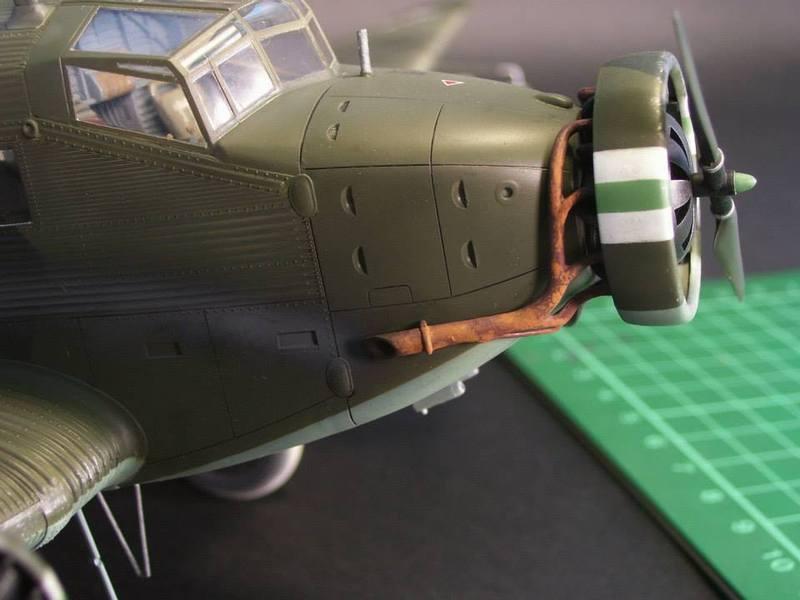 Junkers Ju 52/3m g 4e Revell 1/48 Ju52%2028