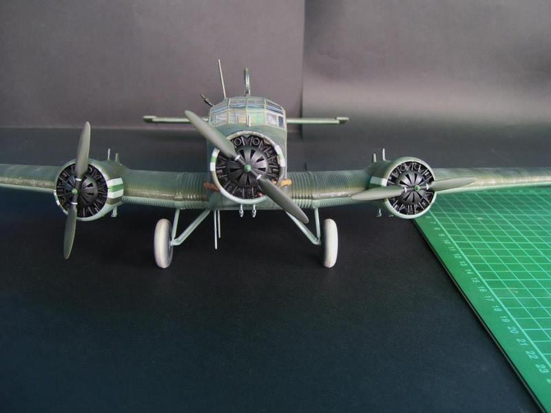 Junkers Ju 52/3m g 4e Revell 1/48 Ju52%2031