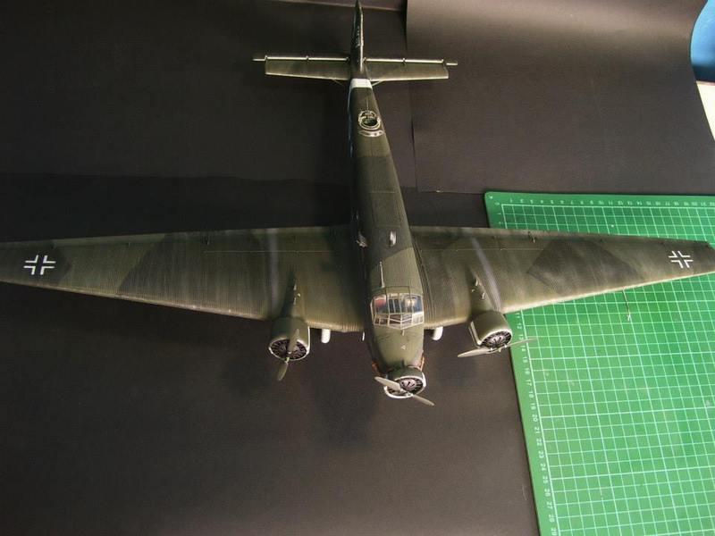 Junkers Ju 52/3m g 4e Revell 1/48 Ju52%2032