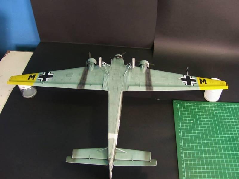 Junkers Ju 52/3m g 4e Revell 1/48 Ju52%2035
