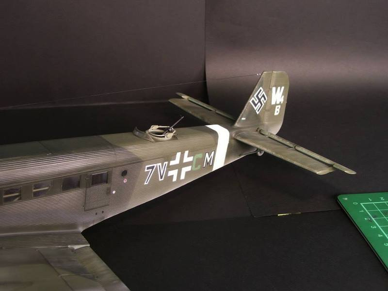 Junkers Ju 52/3m g 4e Revell 1/48 Ju52%205