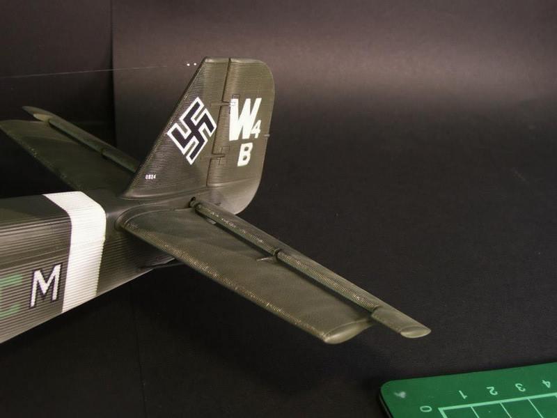Junkers Ju 52/3m g 4e Revell 1/48 Ju52%209