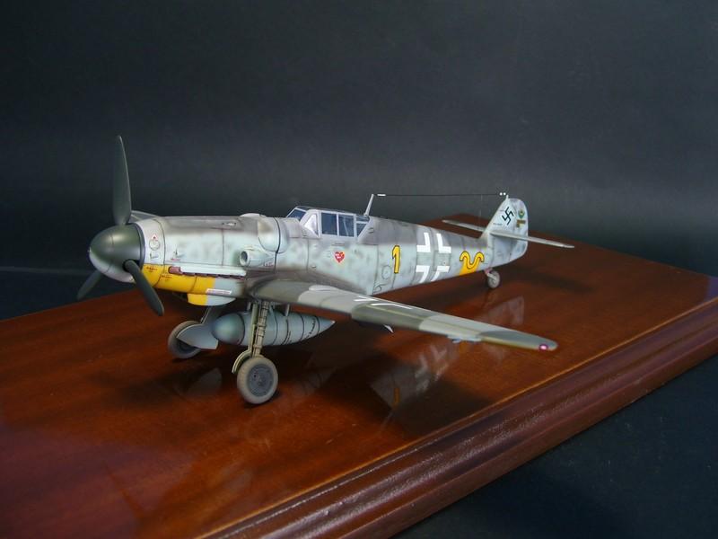 Messerschmitt Bf 109 G-6 (Hasegawa 1/48). Me109G6%201
