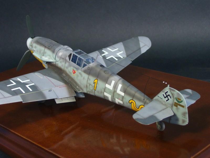 Messerschmitt Bf 109 G-6 (Hasegawa 1/48). Me109G6%2010