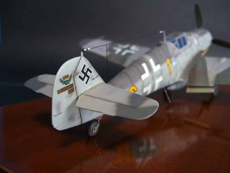 Messerschmitt Bf 109 G-6 (Hasegawa 1/48). Me109G6%2011