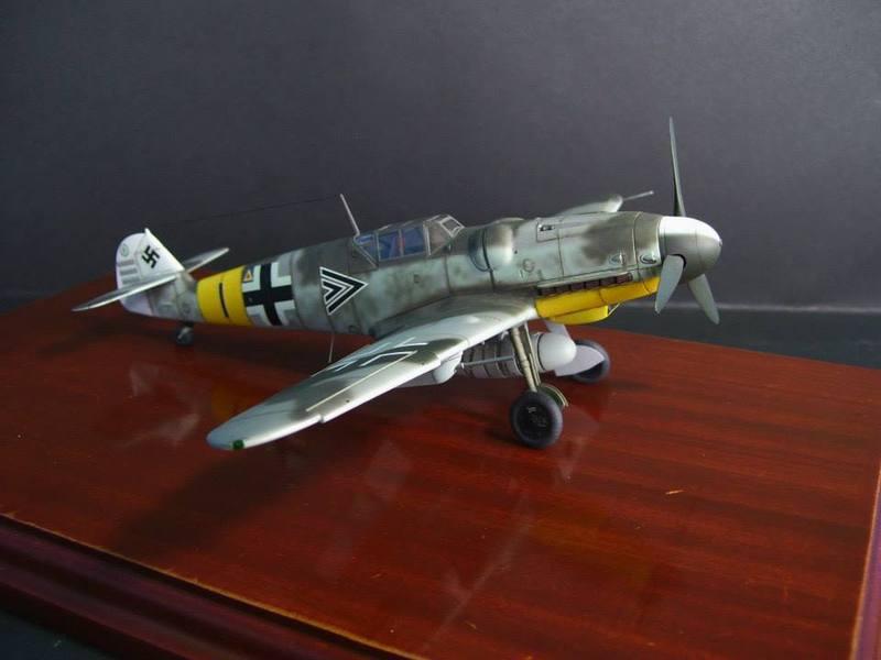 Messerschmitt Bf 109 G-6/R6 Hasegawa 1/48 Anton Hackl. Me109G6%2012_1