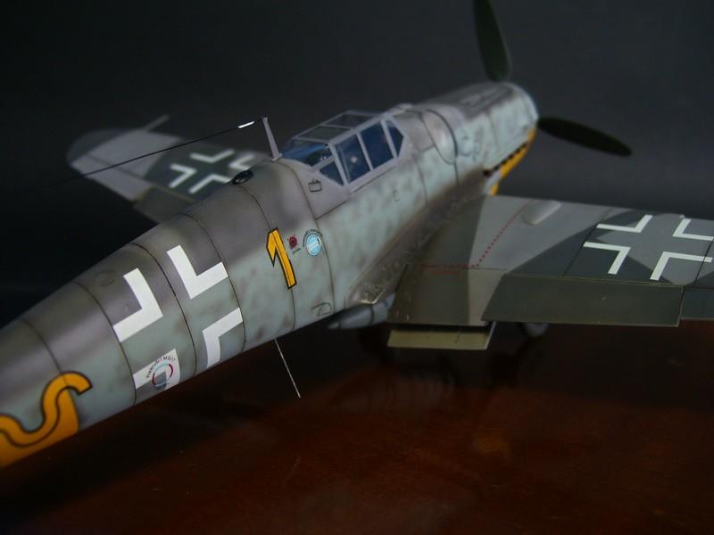 Messerschmitt Bf 109 G-6 (Hasegawa 1/48). Me109G6%2013