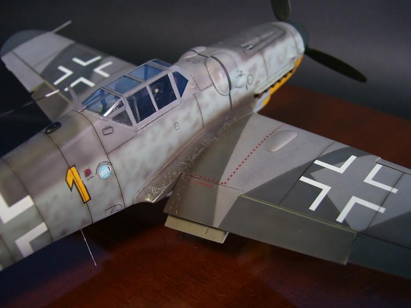 Messerschmitt Bf 109 G-6 (Hasegawa 1/48). Me109G6%2014