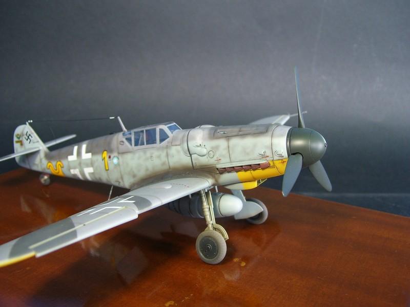 Messerschmitt Bf 109 G-6 (Hasegawa 1/48). Me109G6%2015
