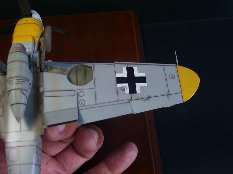 Messerschmitt Bf 109 G-6 (Hasegawa 1/48). Me109G6%2021