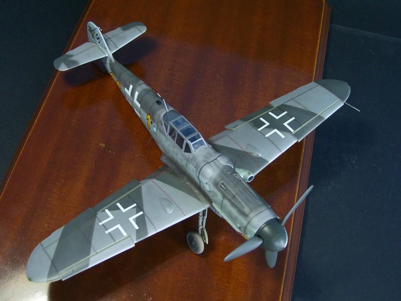 Messerschmitt Bf 109 G-6 (Hasegawa 1/48). Me109G6%2023