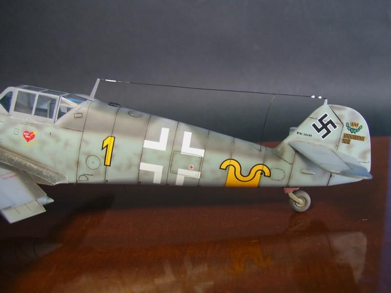 Messerschmitt Bf 109 G-6 (Hasegawa 1/48). Me109G6%204