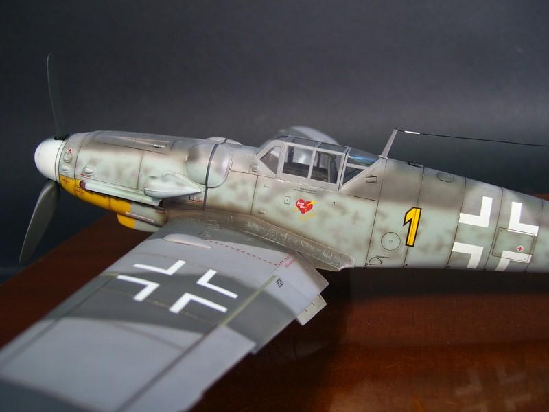 Messerschmitt Bf 109 G-6 (Hasegawa 1/48). Me109G6%205