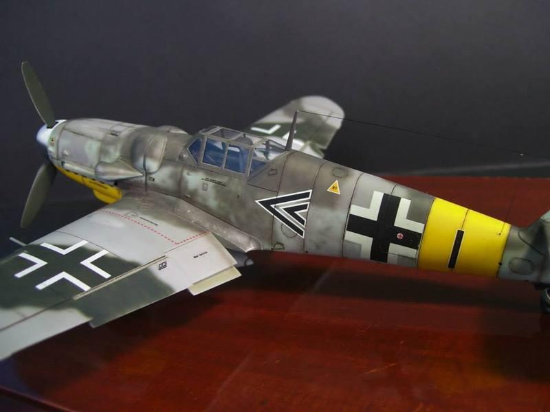 Messerschmitt Bf 109 G-6/R6 Hasegawa 1/48 Anton Hackl. Me109G6%206_1