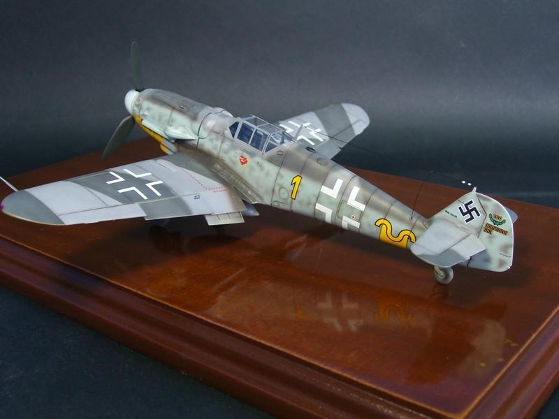 Messerschmitt Bf 109 G-6 (Hasegawa 1/48). Me109G6%207