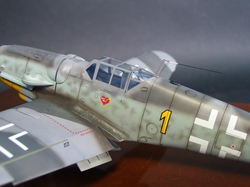 Messerschmitt Bf 109 G-6 (Hasegawa 1/48). Me109G6%208