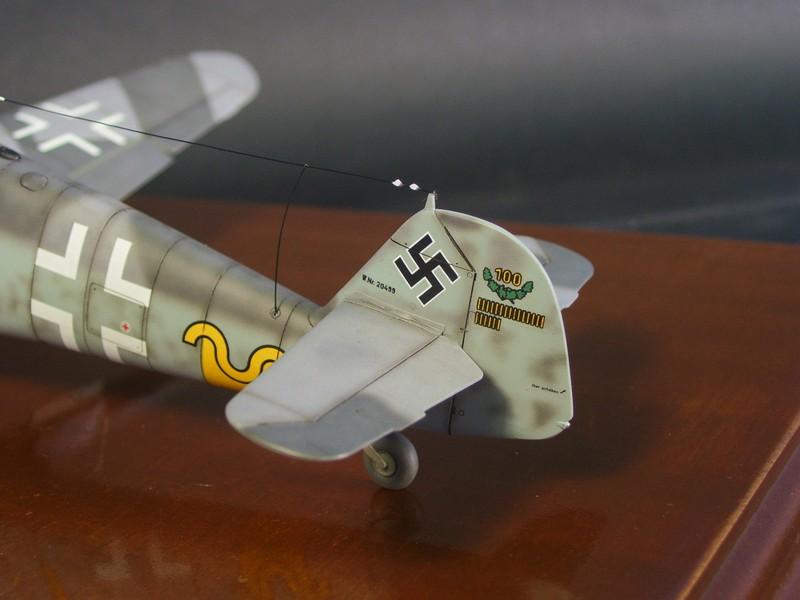 Messerschmitt Bf 109 G-6 (Hasegawa 1/48). Me109G6%209