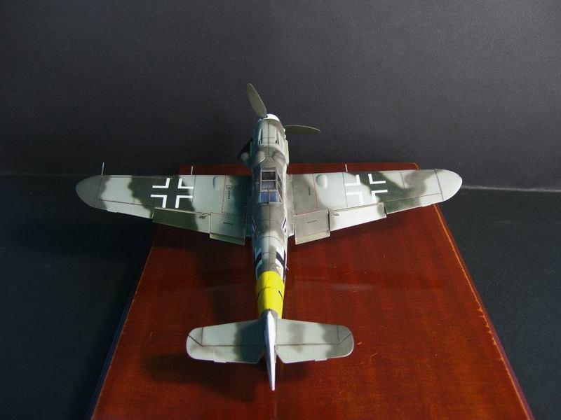 Messerschmitt Bf 109 G-6/R6 Hasegawa 1/48 Anton Hackl. Me109G6%209_1