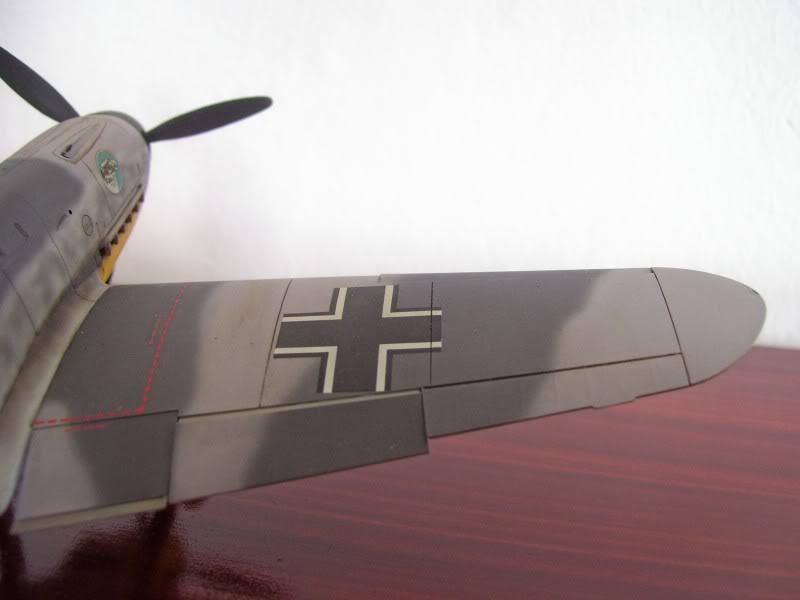 Hasegawa 1/48 Messerschmitt Bf 109 F-2 (Restaurado) Molders5