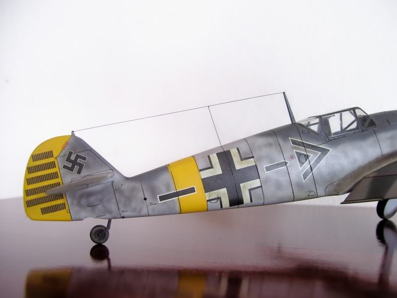 Hasegawa 1/48 Messerschmitt Bf 109 F-2 (Restaurado) Molders6