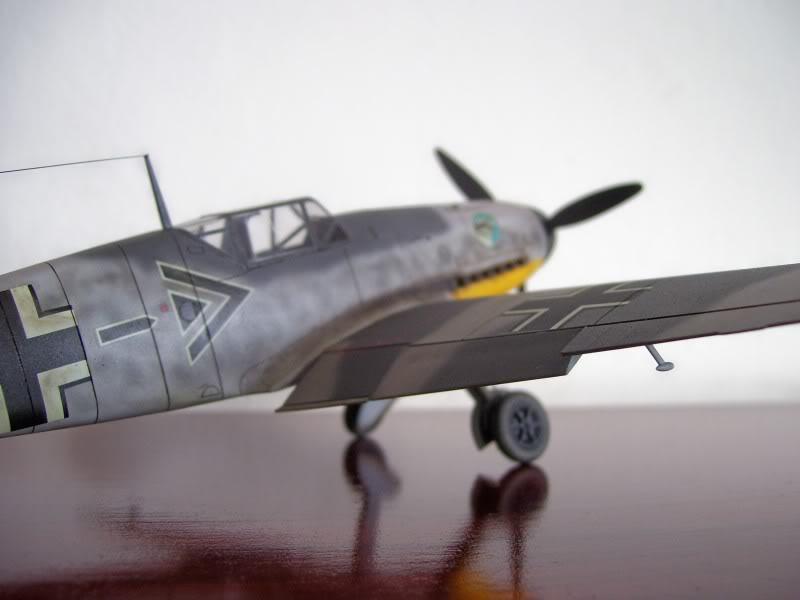 Hasegawa 1/48 Messerschmitt Bf 109 F-2 (Restaurado) Molders7