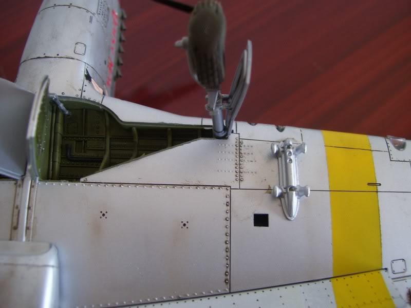 North American P-51 B 332 Tuskeege Tamiya 1/48 Mustang19