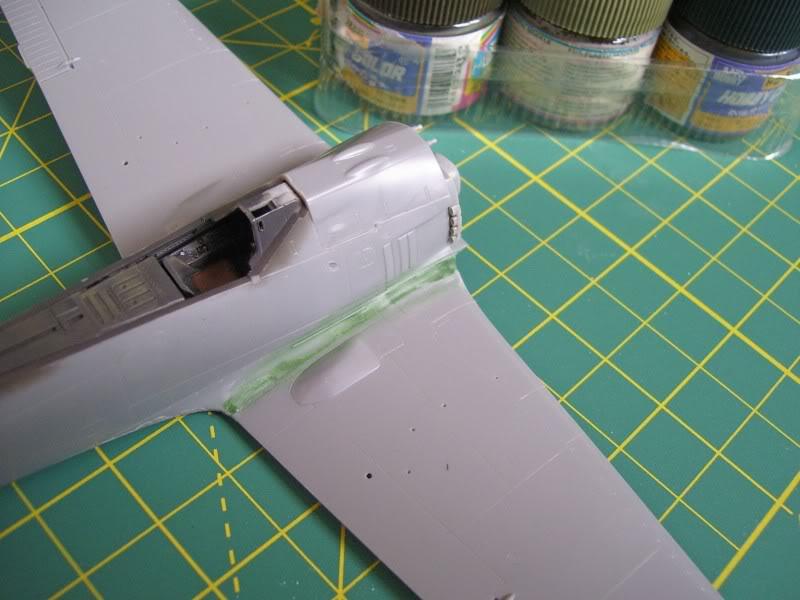 Focke Wulf 190 A-5 Walter N. Hasegawa 1/48 (Terminado) Nuevosavances3