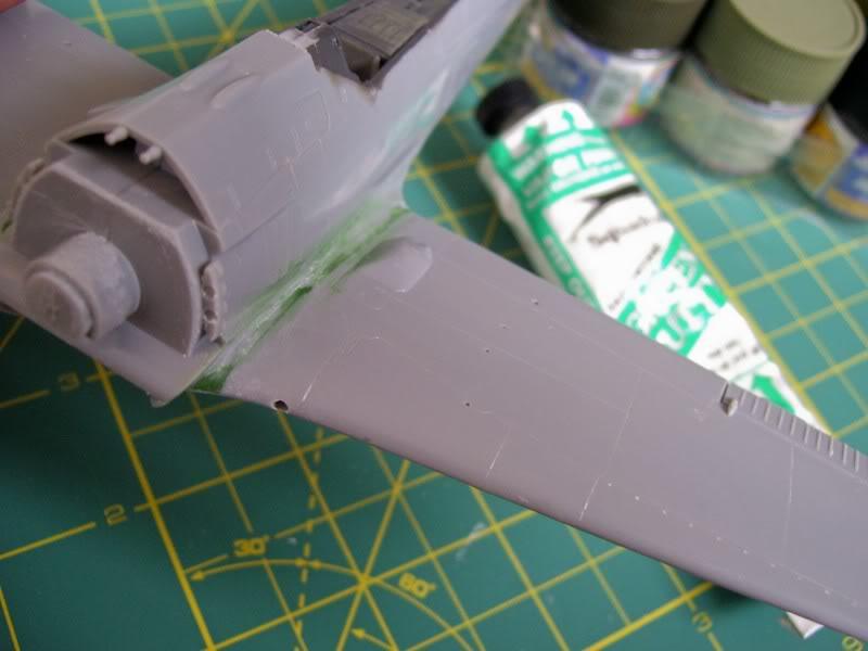 Focke Wulf 190 A-5 Walter N. Hasegawa 1/48 (Terminado) Nuevosavances8