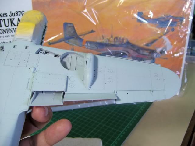 Messerschmitt Bf 109 G-6 Hasegawa 1/32 Alfred Grislawski - Página 2 NuevosavancesenelMesserschmitt10