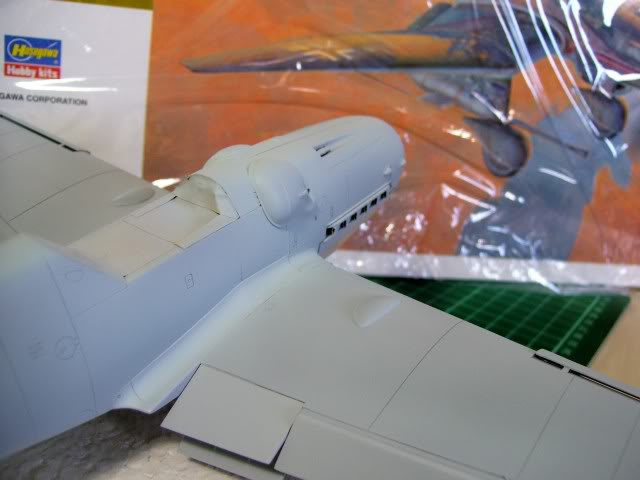 Messerschmitt Bf 109 G-6 Hasegawa 1/32 Alfred Grislawski - Página 2 NuevosavancesenelMesserschmitt6
