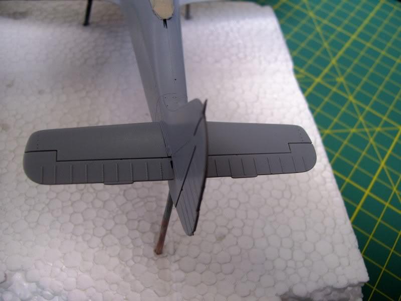 Focke Wulf 190 A-5 Walter N. Hasegawa 1/48 (Terminado) Ultimosavancess12