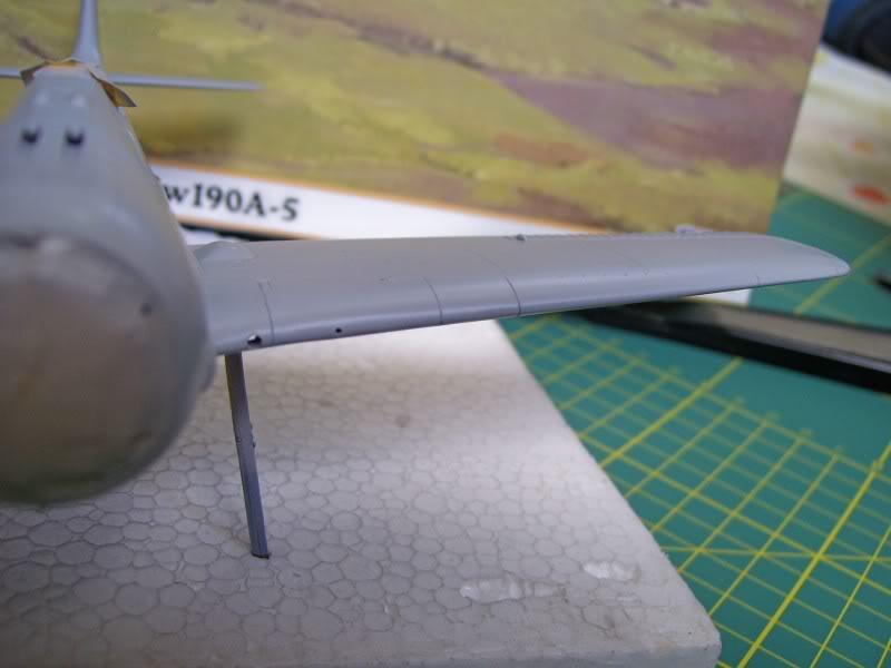 Focke Wulf 190 A-5 Walter N. Hasegawa 1/48 (Terminado) Ultimosavancess17