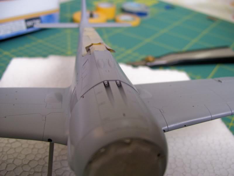 Focke Wulf 190 A-5 Walter N. Hasegawa 1/48 (Terminado) Ultimosavancess19