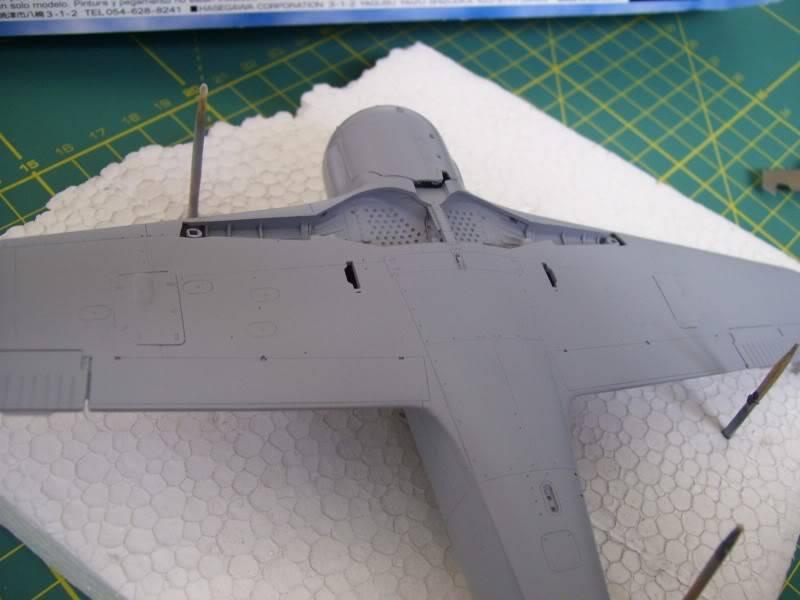 Focke Wulf 190 A-5 Walter N. Hasegawa 1/48 (Terminado) Ultimosavancess24