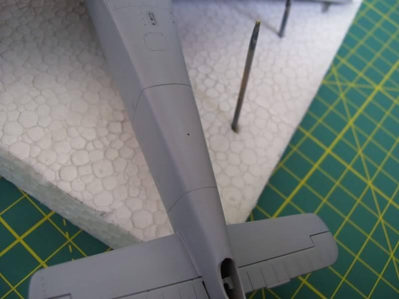 Focke Wulf 190 A-5 Walter N. Hasegawa 1/48 (Terminado) Ultimosavancess25