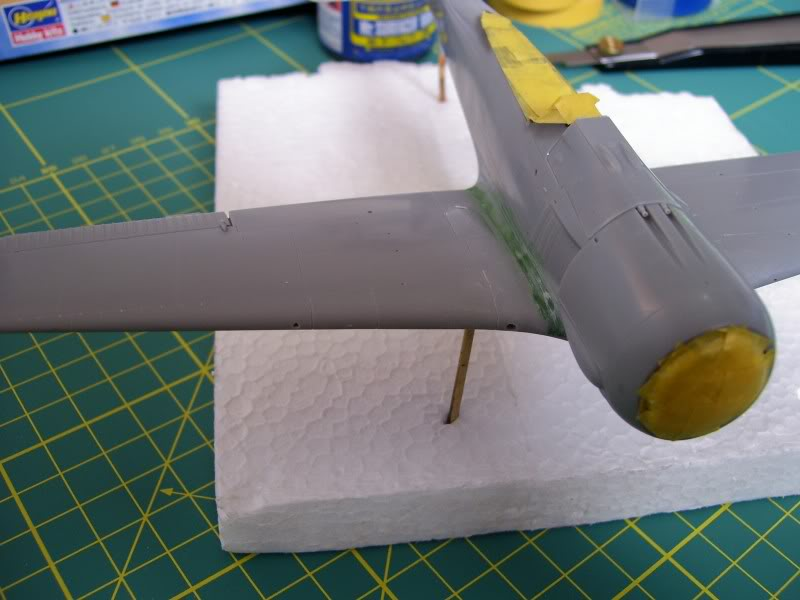 Focke Wulf 190 A-5 Walter N. Hasegawa 1/48 (Terminado) Ultimosavancess5