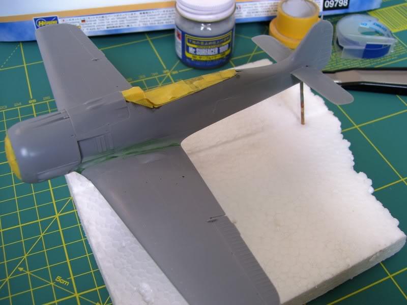 Focke Wulf 190 A-5 Walter N. Hasegawa 1/48 (Terminado) Ultimosavancess6