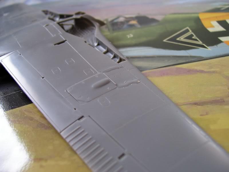 Focke Wulf 190 A-5 Walter N. Hasegawa 1/48 (Terminado) FockeA52-2