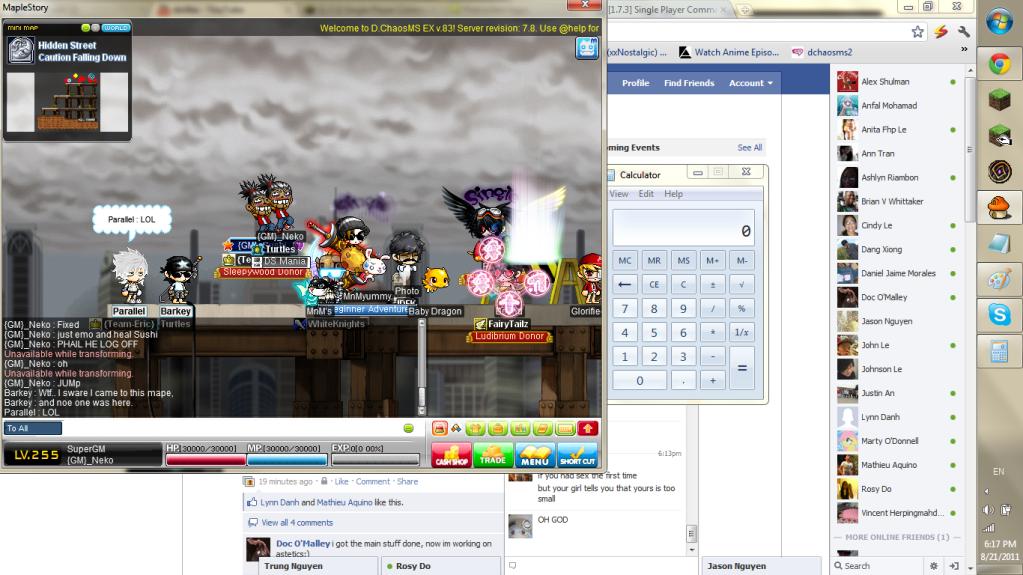 Screenshots !! :D DERP