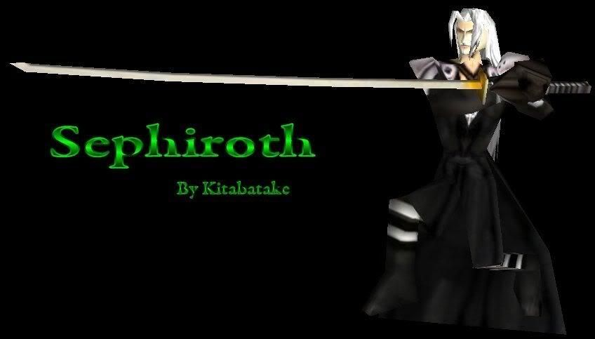 Sephiroth (Final Fantasy VII) Models_2302_screenshot