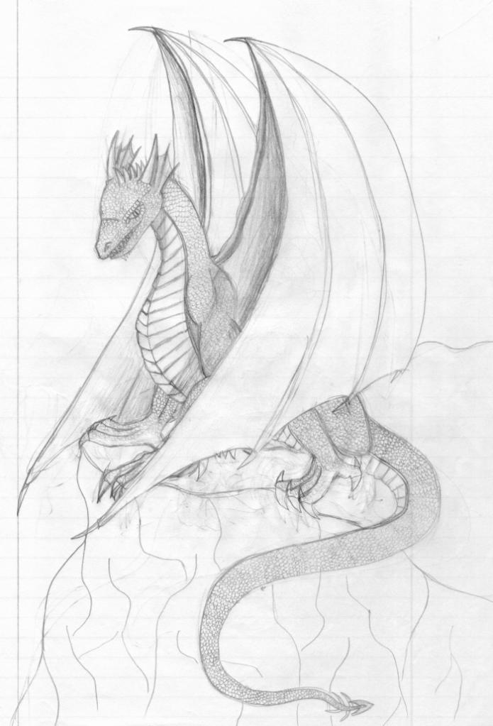 SerpentSon/PaNth3r's epic dragons. Dragon