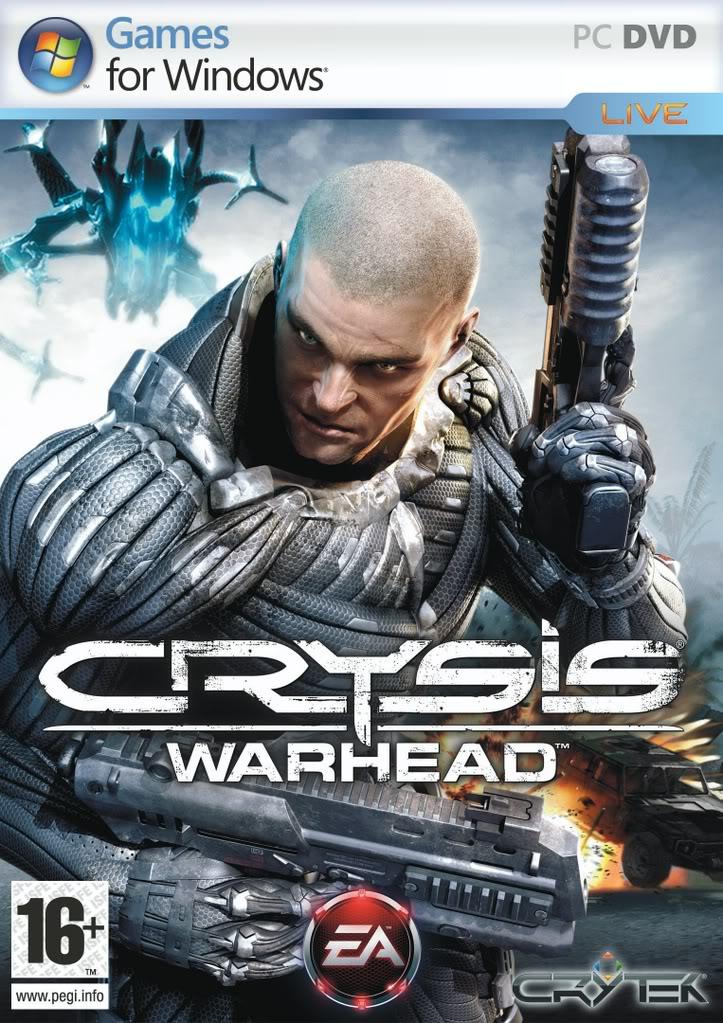 Crysis Warhead CrysisWarhead