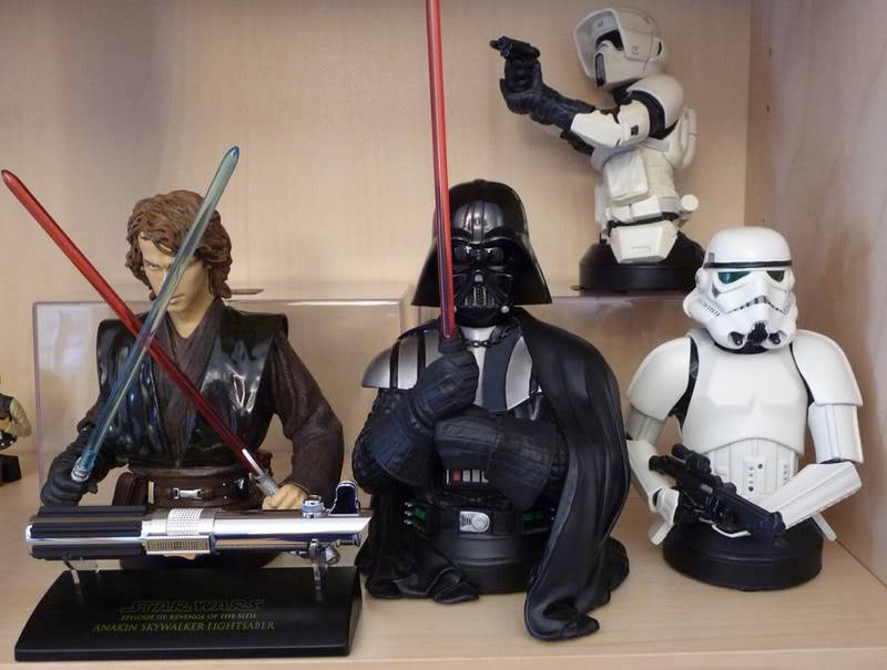 Collection n°59: La collection Star Wars de Masterfouf P1000515