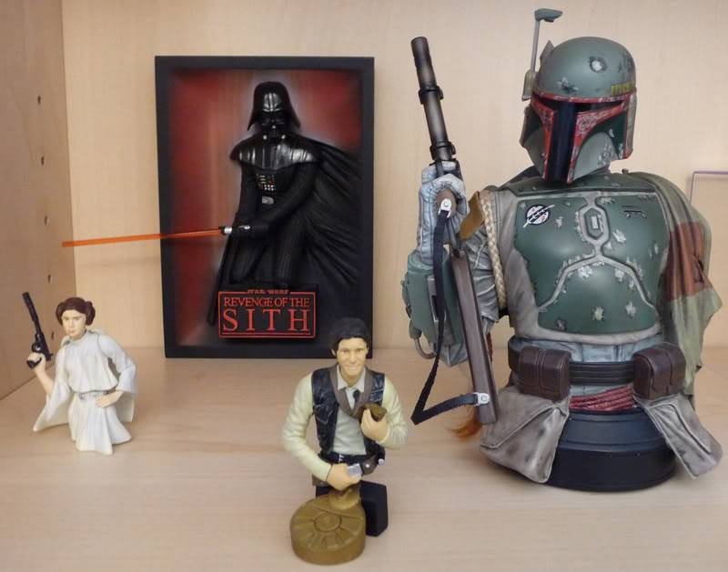 Collection n°59: La collection Star Wars de Masterfouf Photo012