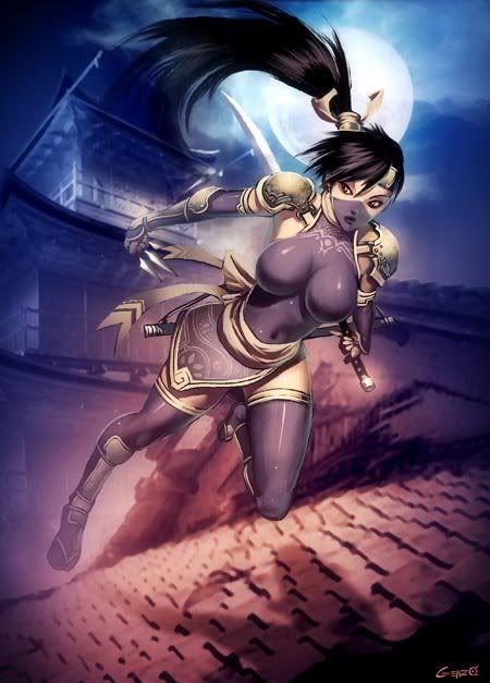 Ninja Legacy:Part 2 [IC] Kunoichi-2
