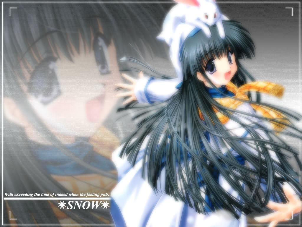 new pic anime Snow20-2004