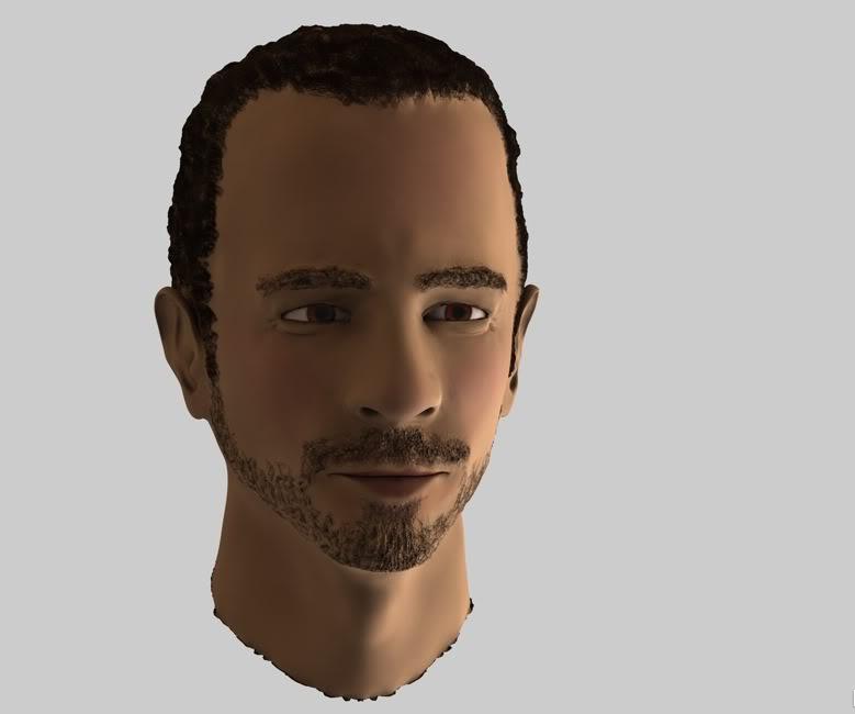 Buste 3D de Calogero Ishot-16
