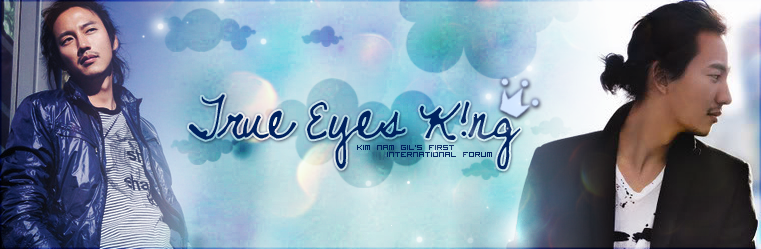 True Eyes K!ng: Kim Nam Gil's International Forum