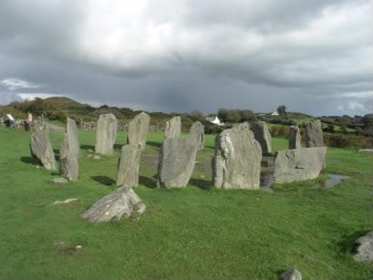 The Stone Circle Stone_Circle_Drombeg
